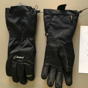 Cloudveil gore-tex XCR gloves